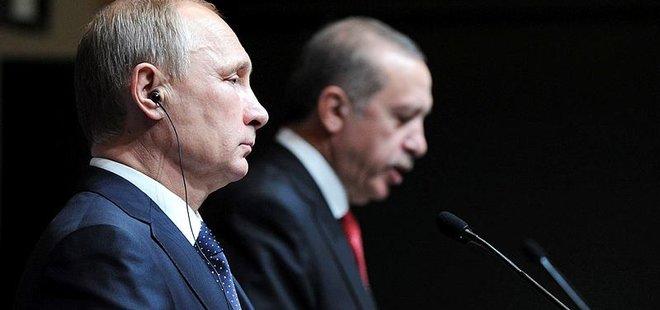 ERDOĞAN'IN İSTEĞİNE RUSYA'DAN YEŞİL IŞIK