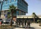 Son dakika: Erbil'de restorana silahlı saldırı | Olay yerinden ilk görüntüler