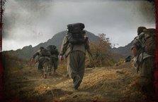 Takip edildiklerini anlayan PKK'lılar bakın ne yaptı!