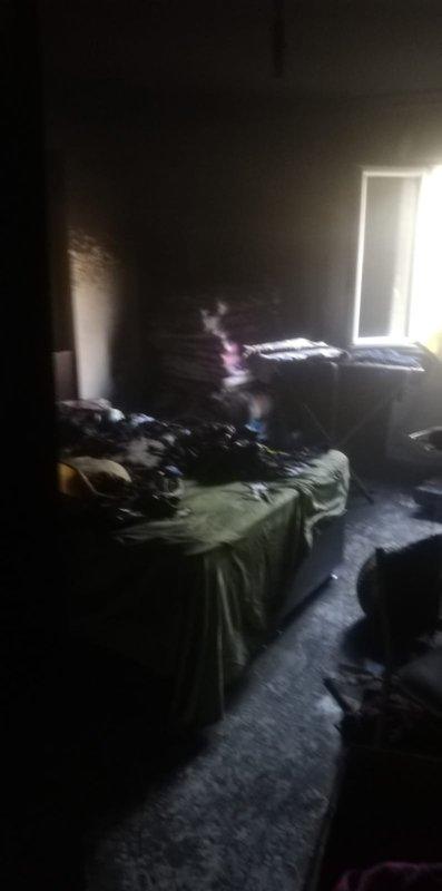 Şizofreni tedavisi gören kadın Şeytanı yakıyorum dedi, evini yaktı