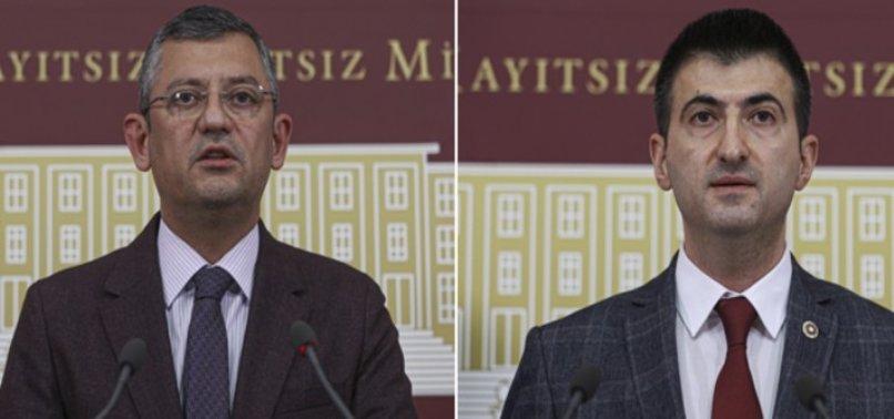 CHP'den istifa eden Mehmet Ali Çelebi'den Kemal Kılıçdaroğlu ve Özgür Özel'e 'Hodri meydan' çıkışı