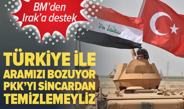 BM'den Bağdat ile Erbil için kritik açıklama