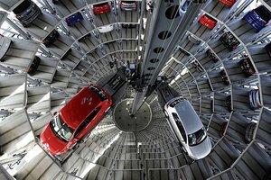 Volkswagen ve Ford yeni model için anlaştı