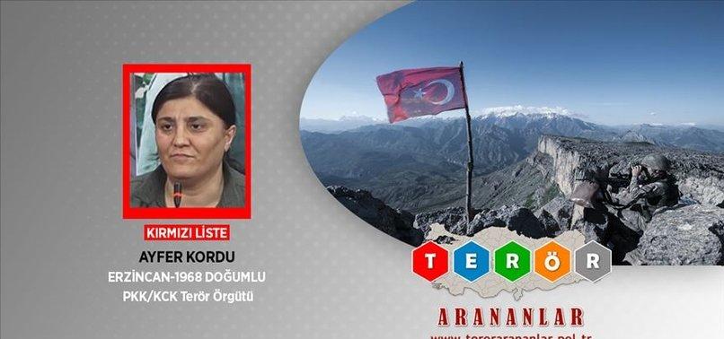 MİT VE TSK'DAN KANDİL'DE PKK'YA DARBE
