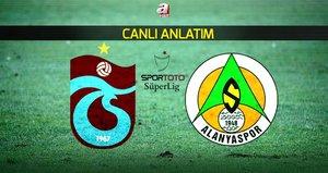 Trabzonspor Alanyaspor | CANLI