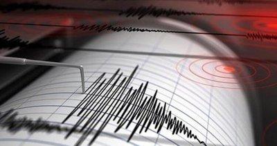 Son depremler... Erzincan'da 4,1 büyüklüğünde deprem