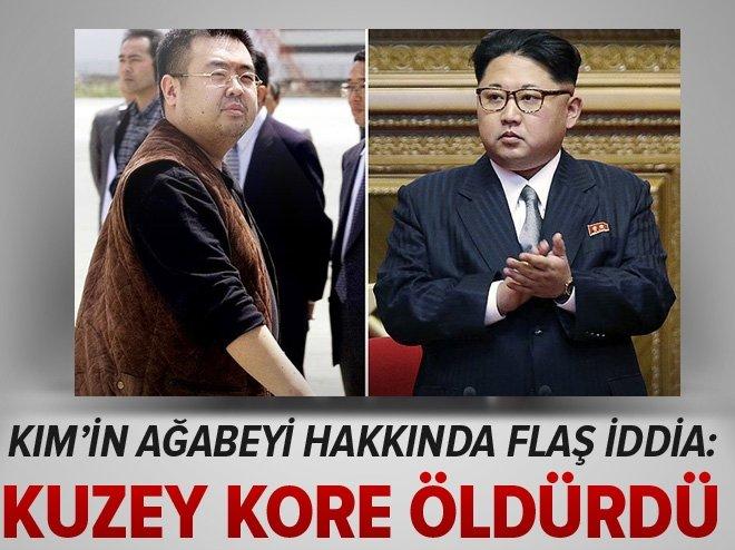 GÜNEY KORE, KİM JONG-NAM SUİKASTİNDE KUZEY KORE'Yİ SUÇLADI
