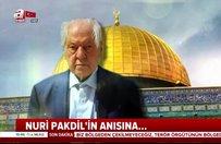 A Haber'den Nuri Pakdil anısına klip