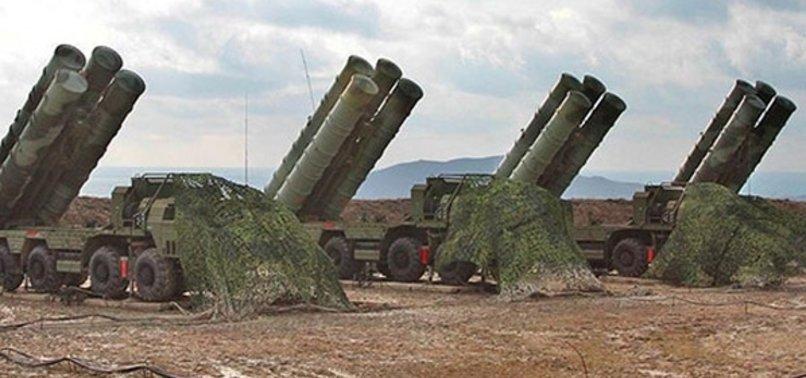 RUSYA'DAN S-400 AÇIKLAMASI: YAKIN ZAMANDA...