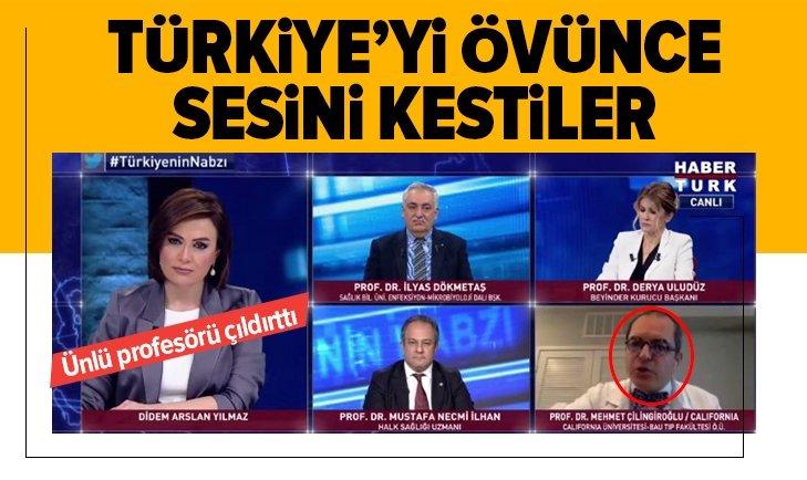 Habertürk'te skandal yayın! Türkiye'yi övünce çıldırdılar