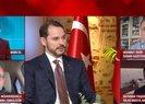 Başkan Erdoğandan CHPye Berat Albayrak tepkisi! A Haber canlı yayınında flaş açıklamalar: Mesele Berat Albayrakın temsil ettiği milli duruştur