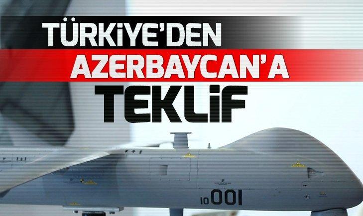 Türkiye'den Azerbaycan'a İHA teklifi! Anka-S ve Hürkuş'un yeni rotası Azerbaycan