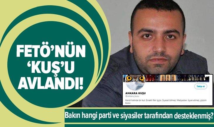 Ankara Kuşu hesabının sahibi Oktay Yaşar'ın ilişki ağı ortaya çıktı!