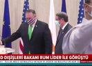 Türkiyeden ABD ve GKRY arasındaki skandal muhtıraya tepki!