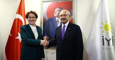 Kılıçdaroğlu ve Akşener'in 'Katar' ortaklığı
