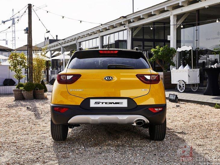 Kia Stonic Türkiye'de satışta! İşte 2018 Kia Stonic'in fiyatı ve donanmım özellikleri...