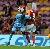 Galatasaray - Osmanlıspor maçından fotoğraflar
