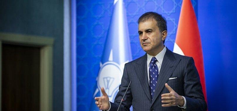 AK Parti Sözcüsü Ömer Çelik'ten Yıldırım'a tepki: Cunta ağzıyla konuşanlara müsaade etmeyeceğiz