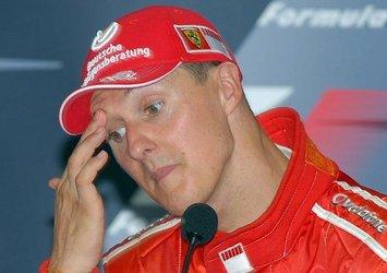 Michael Schumacher'den kötü haber!