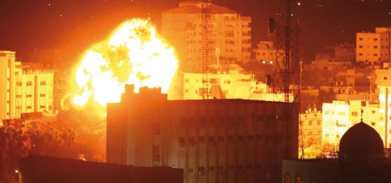HAMAS DUYURDU:GAZZE'DE ATEŞKES SAĞLANDI