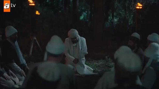 Kuruluş Osman'da Osman Bey'in kutlu rüyası diziye damga vurdu | VİDEO