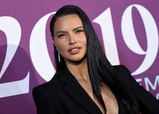 Adriana Lima 2021'de emekli oluyor