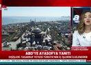 Dışişleri Bakanlığından ABDye Ayasofya yanıtı: Her türlü tasarruf yetkisi Türkiyenin | Video