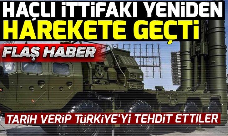 ABD tarih vererek Türkiye'yi S-400 üzerinden tehdit etti