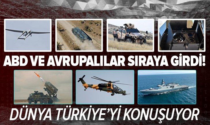 ABD Türkiye'den alımları artırdı