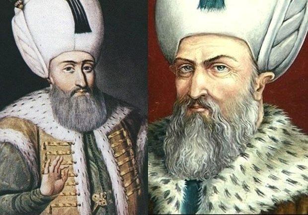 Fatih Sultan Mehmet'in gerçek resmi görenleri şoke etti!