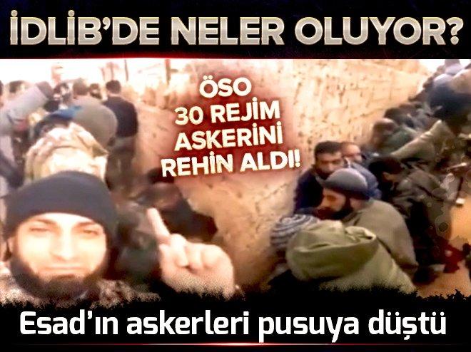 İDLİB'DE KARANLIK GELİŞMELER!