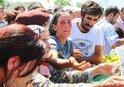 TUNCELİ'DE PKK TARAFINDAN ŞEHİT EDİLEN KARDEŞLER SON YOLCULUĞUNA UĞURLANDI