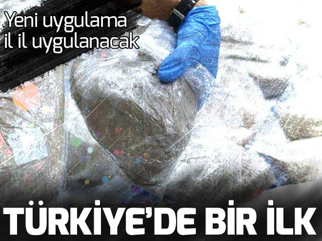 TÜRKİYE'DE BİR İLK! ATIK SULARDA UYUŞTURUCU ANALİZİ YAPILACAK