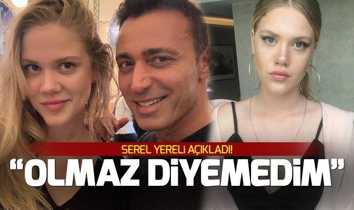 Serel Yereli'den Mustafa Sandal açıklaması