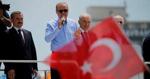 Cumhurbaşkanı Erdoğandan CHPli İnceye: Sevsinler senin montajını