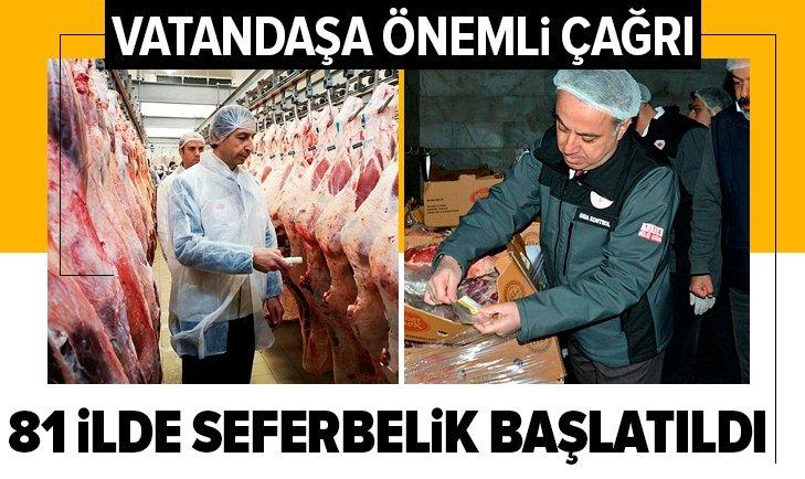 81 İLDE SEFERBERLİK BAŞLATILDI! VATANDAŞA ÖNEMLİ ÇAĞRI...
