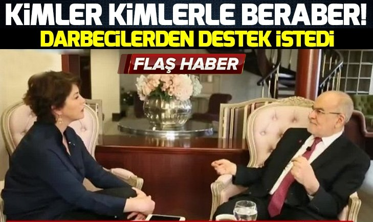 TEMEL KARAMOLLAOĞLU DARBECİLERDEN DESTEK İSTEDİ!
