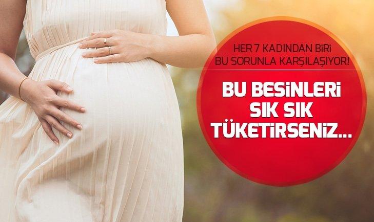 BU BESİNLER ANNE OLMA ŞANSINI ARTIRIYOR!