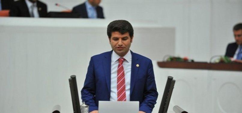 HDP'Lİ VEKİL HAKKINDA YAKALAMA KARARI