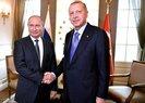 Kremlin, Putin-Erdoğan görüşmesinin fotoğraflarını yayınladı