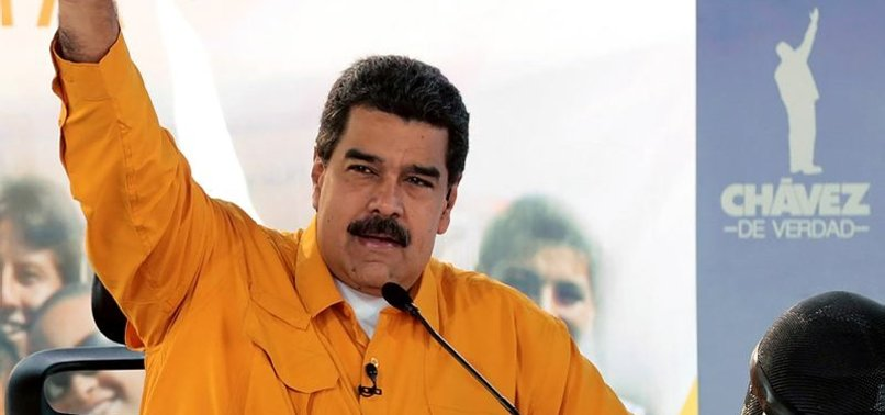 VENEZUELA DEVLET BAŞKANI MADURO, CNN'İN VENEZUELA'YI TERK ETMESİNİ İSTEDİ
