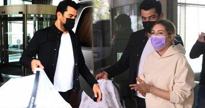 Kenan İmirzalıoğlu ve Sinem Kobal'ın bebeği dünyaya geldi! İşte ilk fotoğraf