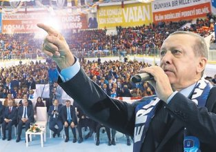 Cumhurbaşkanı Erdoğan AP'ye sert çıktı