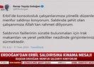Son dakika: Başkan Erdoğan'dan Erbil'deki saldırıyla ilgili açıklama |Video