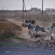 El Bab'da yer altına saklanan DEAŞ'lı teröristler aranıyor