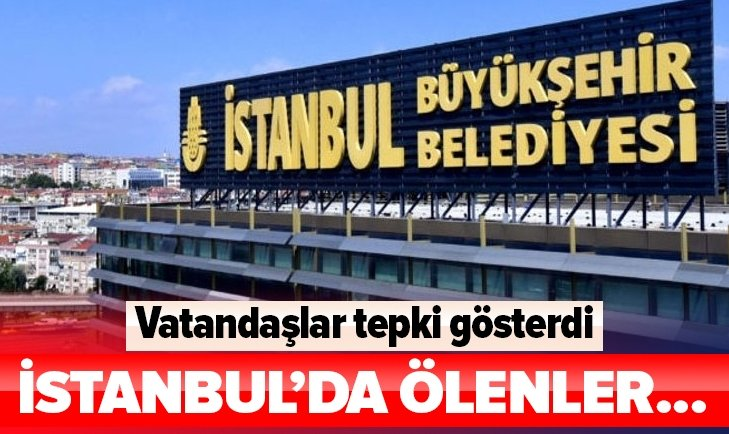 İSTANBUL'DA HAYATINI KAYBEDEN...