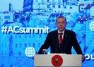 Cumhurbaşkanı Erdoğan: DEAŞ'a bu zamana kadarki en büyük darbeyi indirdik