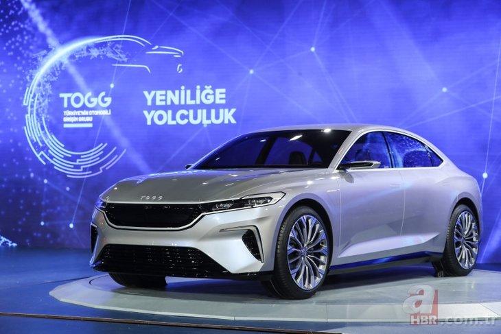 Yerli otomobilin özellikleri dünyada ses getirecek!