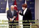 Akşener panikte! Akşener ve Karamollaoğlu gizli hazırladıkları Anayasa taslağı konusunda uzlaşmaya varamadı!