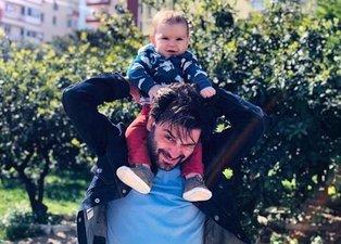 Eşkıya Dünyaya Hükümdar Olmaz'ın İlyas'ı Ozan Akbaba'nın 23 Nisan paylaşımı sosyal medyayı salladı